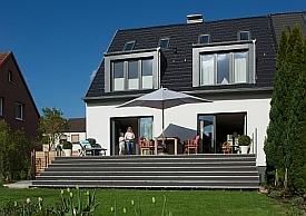 Doppelhaushalfte 50er